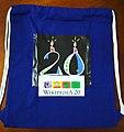 Bag from Wikipedia's 20th birthday celebration.jpg
