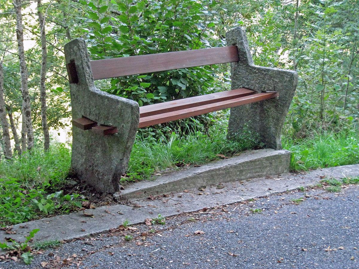 Bank (Möbel) – Wikipedia