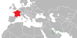 Bahrain France Locator.png