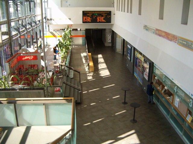 6e78d606a97 Jaamahoone sisevaade aastal 2009