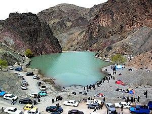 Birjand - Band Darreh, 5km South of Birjand