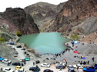 Birjand - Band Darreh, 5km South of Birjand