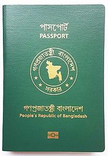 Visa requirements for Bangladeshi citizens