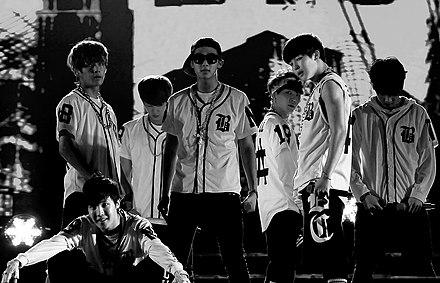 BTS (band) - Wikiwand