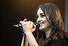 Banks - Apollo Stage - Roskilde Festival 2014.jpg