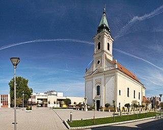 Bánovce nad Bebravou Town in Slovakia