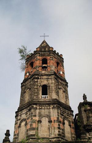 Barasoain Church - Bell Tower of Barasoain Church