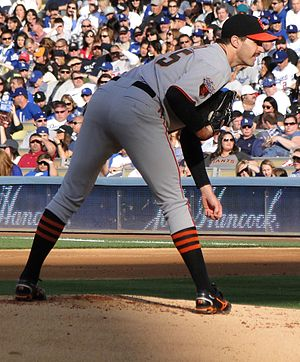 Barry Zito - Zito with the Giants