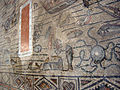 Basilica di aquilieia, mosaici, fishing and Jonah's stories carpet 03.JPG