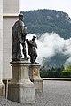 Basilika Mariazell Statuen Hauptportal.jpg