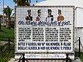 Batalla de La Albuera – Mural, Southern entrance.jpg