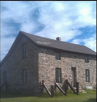 National Register of Historic Places listings in Albany County, Wyoming - Image: Bath Ranch