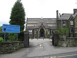 Batley Grammar School primary school