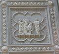 Battistero di firenze, porta sud di andrea pisano 14 Visita dei discepoli a Gesù.jpg