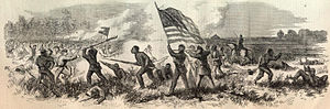 Battle of Milliken's Bend - Image: Battle of Milliken's Bend