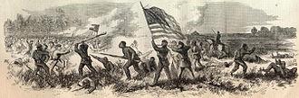 Battle of Milliken's Bend - Image: Battle of Milliken's Bend