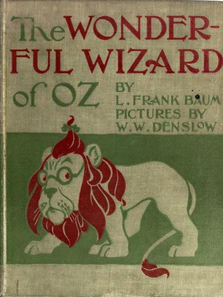 File:Baum - The Wonderful Wizard of Oz.djvu