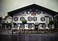 Bavaria Oberammergau Hotel & Mural (9812958574).jpg