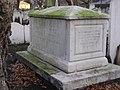 Bayes-Cotton Tomb at Bunhill Fields - geograph.org.uk - 702746.jpg