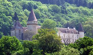 Bazoches - The Château de Bazoches was a property of Vauban
