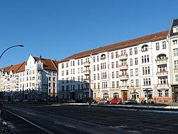 Torstraße in Berlin