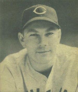 Beau Bell - Image: Beau Bell 1940 Play Ball card