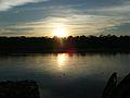 Beautiful sunset on River.jpg