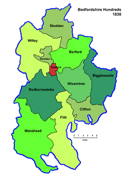 Bedfordshire Hundreds 1830.png