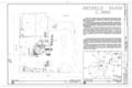 Beierle Farm, Hudson Road and Ninety-Sixth Avenue, Denver, Denver County, CO HABS COLO,16-DENV,63- (sheet 1 of 1).png