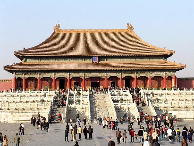 Lista del Patrimonio Mundial. - Página 2 799px-Beijing-forbidden4