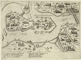 Siege of Schenckenschans (1599)