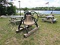 Bell, Brewer Riverwalk Park, image 1.jpg