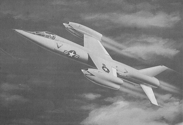Ouvre-boîte Bell Boeing V22-A [Italeri 1/72] 640px-Bell_XF-109
