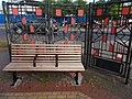 Bench, North Cheam, Sutton, Surrey, Greater London - Flickr - tonymonblat.jpg