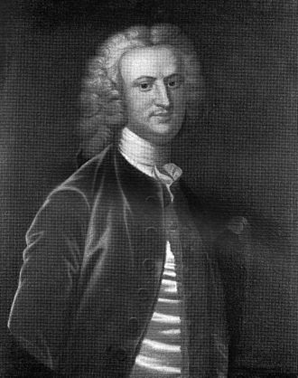 Benedict Swingate Calvert - Benedict Swingate Calvert painted by John Wollaston c1753, five years after his marriage to Elizabeth Calvert. Collection of the Baltimore Museum of Art.