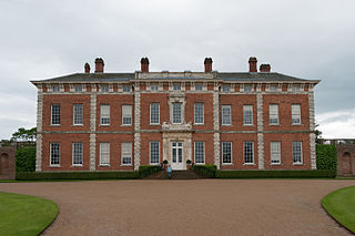 Beningbrough Hall Grade I listed historic house museum in Hambleton, Selby, United Kingdom