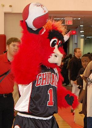 Benny the Bull - Benny the Bull in 2008.
