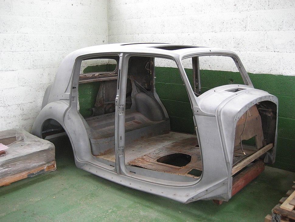 Bentley MK VI project 4951122539