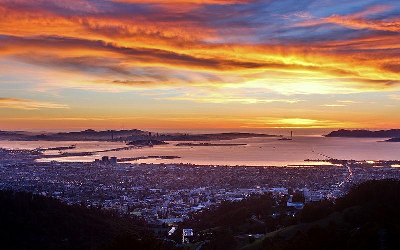 File:Berkeley Sunset - Flickr - Joe Parks.jpg