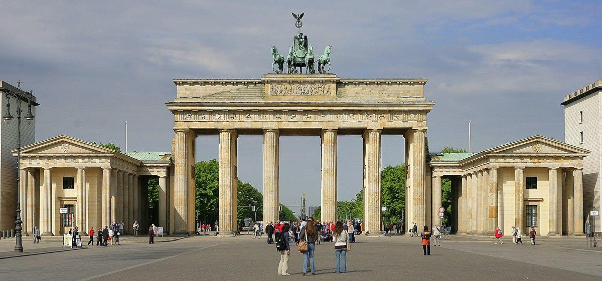 Porta di brandeburgo wikipedia - Berlino porta di brandeburgo ...