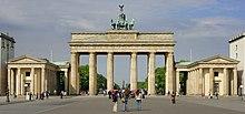 Brandenburger Tor (Quelle: Wikimedia)