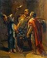 Bernardino Nocchi, Il ritorno di Ulisse a Itaca, Museo Civico di Modena.jpg