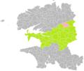 Berrien (Finistère) dans son Arrondissement.png