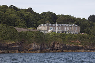 Henry Francis Lyte - Berry Head Hotel, Lyte's residence
