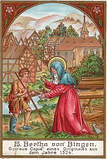 Bertha of Bingen