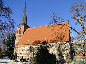 Beseritz - Church