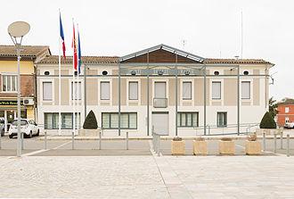 Bessières, Haute-Garonne - Image: Bessières La Mairie