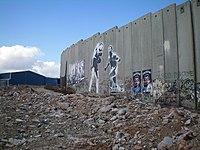 Bethlehem wall graffiti - FAILE - boxers - from a distance.jpeg