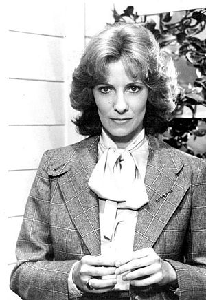 Betty Buckley - Buckley  as Abby Abbott in Eight is Enough, 1977