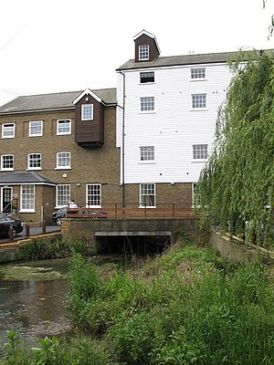 River Cray - The Old Mill PH